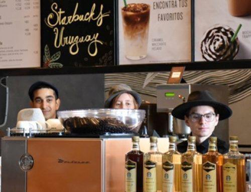 Starbucks llegó a Uruguay con su primera tienda ubicada en Montevideo Shopping