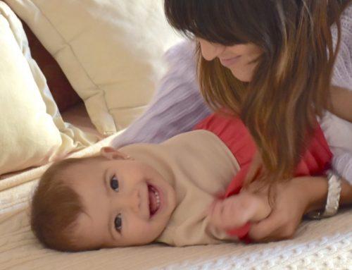 Un día con Clara Laborde, mami de Juanita y diseñadora de Monaqueda.