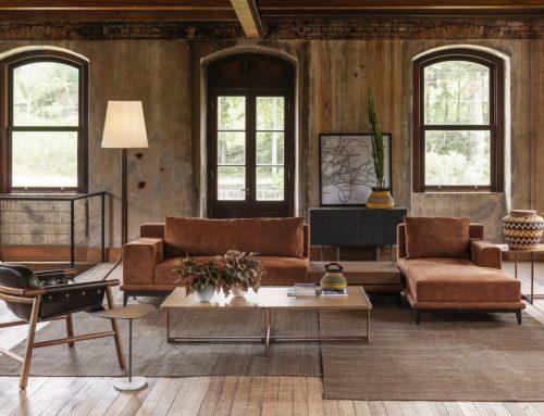 Saccaro, mobiliario exclusivo ahora en Uruguay