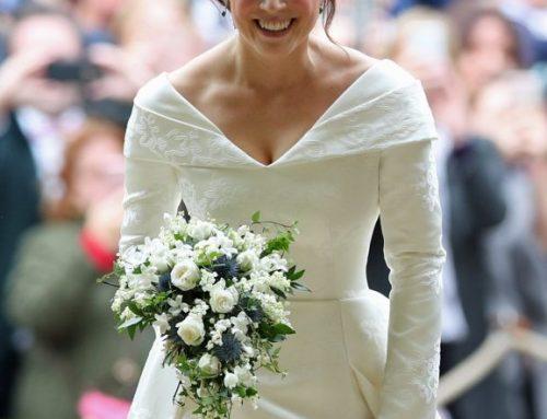 Todo sobre la princesa Eugenie el día de su boda