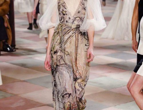 Maria Grazia Chiuri montó un circo para Dior Couture