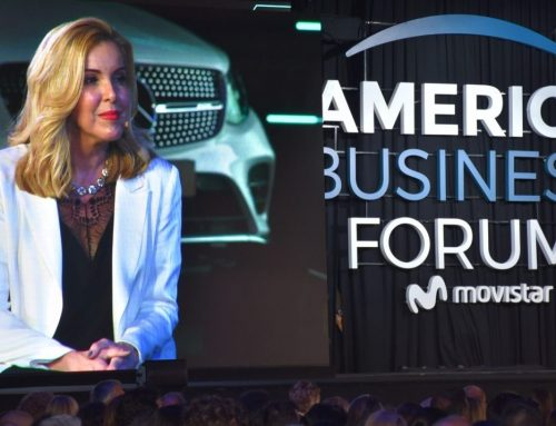Eva Hughes, entre los speakers de América Business Forum