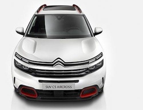 New Citroën SUV C5 Aircross