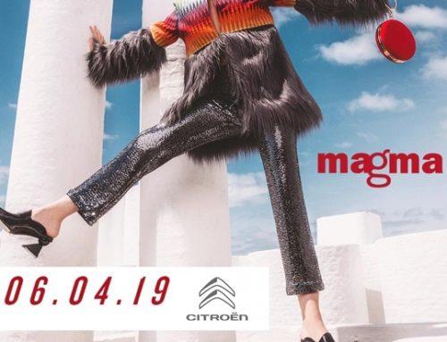 Moda del mundo en Magma