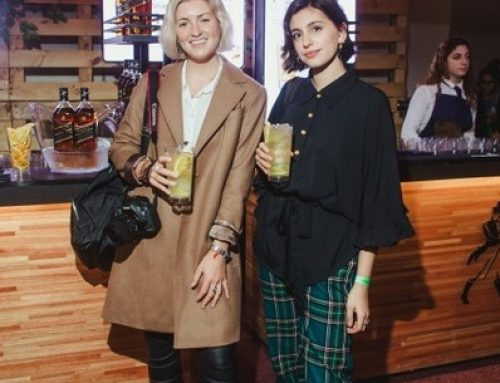 Johnnie Walker presentó el Fashion Spot en Moweek