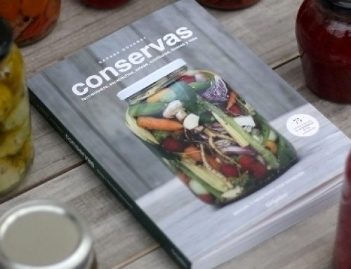 El primer libro uruguayo de Conservas