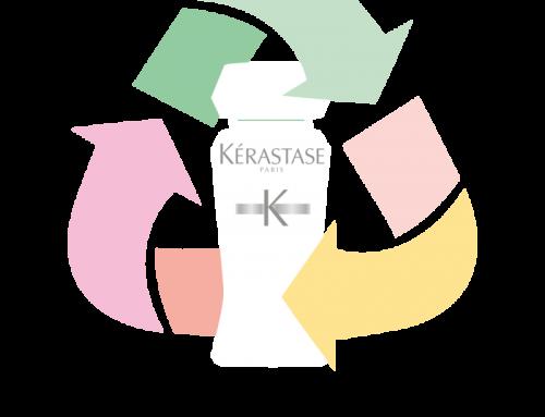 Kérastase se suma a las iniciativas de reciclaje