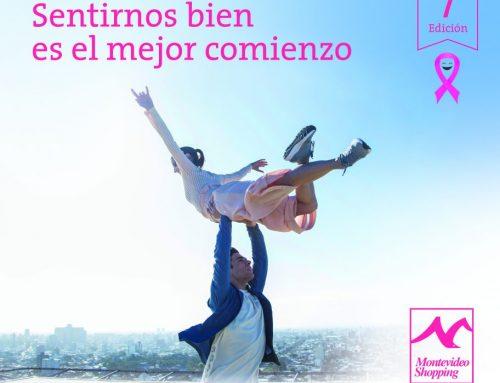 Montevideo Shopping presenta 7ª edición de Campaña Lucha contra el cáncer de mama