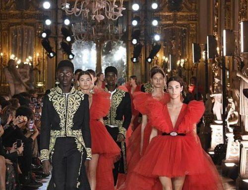 Noche Romana de moda y fiesta