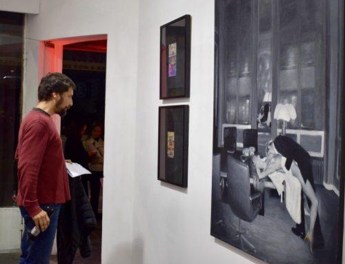 ARTE ERÓTICO: Muestra inédita en la Galería Diana Saravia