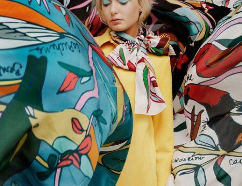 Gauderia: arte en pañuelos