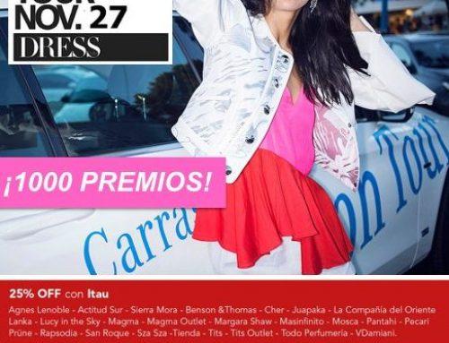 Carrasco Fashion & Beauty Tour
