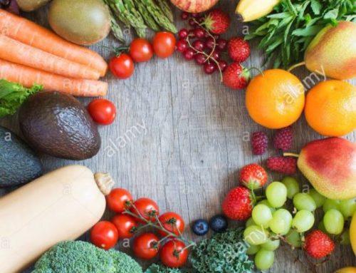 Dieta saludable para vivir la cuarentena