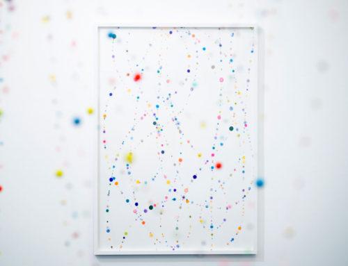 Lionel Estève en Xippas Gallery