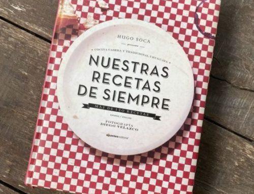 3 recetas de Hugo Soca