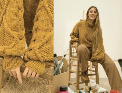 Diseñadoras de lana uruguaya
