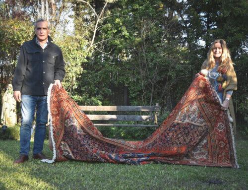 Un proyecto de vida: Marhabá Carpets