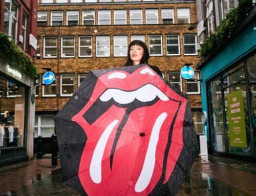 La nueva tienda de los Rolling Stones en Londres