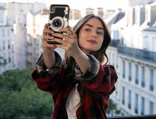 Emily in París en Netflix