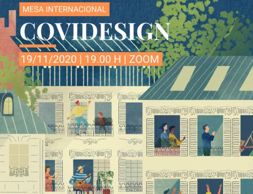 COVIDESIGN, un encuentro internacional del diseño e interiorismo